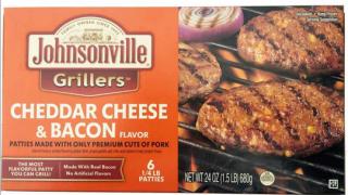 要烧烤的注意!逾4.8万磅猪肉饼被召回 疑污染黑橡胶