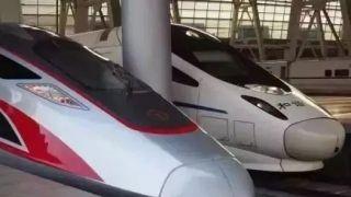 """活久见!中国两辆高铁在""""飙车""""?权威解释来了"""