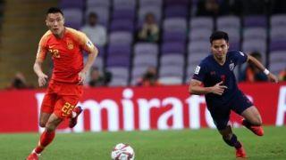 死里逃生!中国男足2:1逆转泰国队晋级亚洲杯八强
