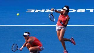 澳网女双张帅组合2:0问鼎 生涯首夺大满贯冠军