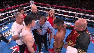 徐灿击败罗哈斯 成为中国第三位世界拳王