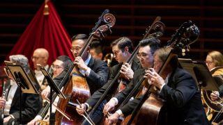 中美乐团联袂演奏费城首届中国新年音乐会
