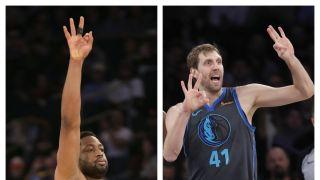 情怀满满!韦德、诺维茨基入围NBA全明星赛,功勋老将谢幕演出