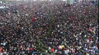 不再有十几万人挤爆火车站 中国最大的时代变迁正在发生