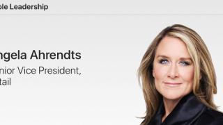 """苹果""""头号女员工""""将离职 曾被认为是库克接班人"""