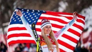 滑雪女皇退役!没有左膝副韧带 她依然留下82次世界杯冠军
