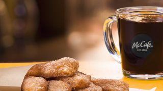 麦当劳隆重推出McCafé甜甜棒