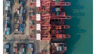 中国1月份进出口增长8.7% 自美国进口大跌近40%