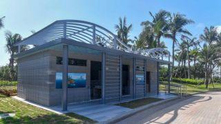 3D打印旅游厕所亮相海南景区
