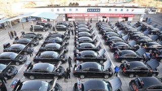 """中国""""两会""""用车开始全面体检"""