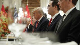 """川普称美中贸易谈判获重大进展 """"中国给美国数十亿元!"""""""