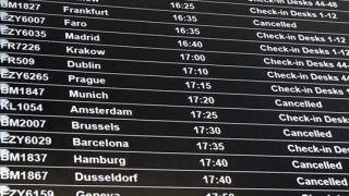 """英伦航空突倒闭 成英国脱欧期首家""""阵亡""""航空公司"""