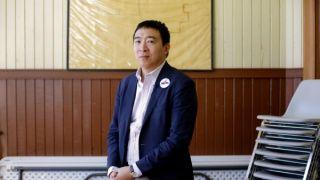 共和党人士力挺杨安泽:支持他选总统 为华裔发声
