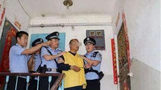 中国一男子杀3人逃亡20年 怕说梦话暴露与妻子分居