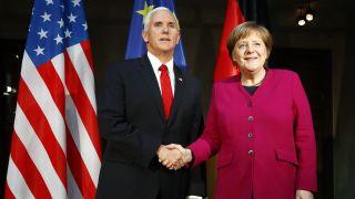 慕尼黑安全会议闭幕 与会者感受到一个分裂的美国