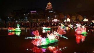 """元宵节才是中国传统""""情人节"""" 你计划赏灯约会吗?"""