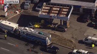 新泽西发生惨烈毒驾车祸!一名父子在内3人死亡