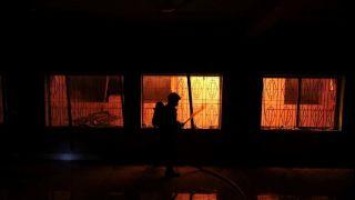 孟加拉首都发生火灾 已致40余人死亡