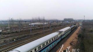 2019年中国铁路春运已发送旅客超3亿人次