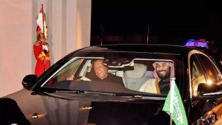 """沙特王储访华,他的亚洲之行收到""""意外""""礼物?"""
