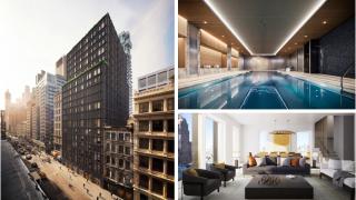 曼哈顿莱纳德91号推出全新样板房 翠贝卡豪华美宅