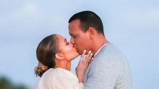 甜蜜蜜!棒球巨星和詹妮弗·洛佩兹订婚后,双双高调秀恩爱