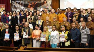 【视频】佛光山举办论坛分享教育翻转贫困地区女性命运故事