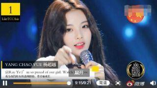 2018中国区最美100张面孔,她登榜首!