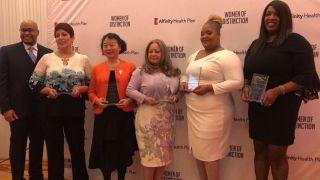 【视频】亲情健保举办杰出女性颁奖晚会
