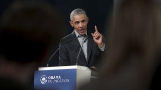 奥巴马:如果我再竞选公职 米歇尔会离开我