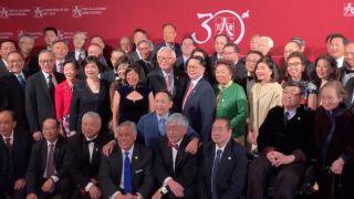 百人会发声明:谴责对华人种族偏见,鼓励华人继续发声