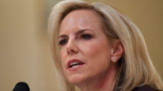 川普宣布国安部长尼尔森将离任 或与边境危机有关