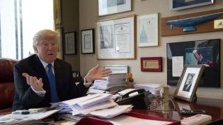 为民主党人查川普税表上双保险 纽约州欲推新立法