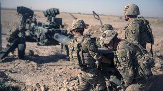 和平遥遥无期?3美军士兵、1承包商在阿富汗遇袭身亡