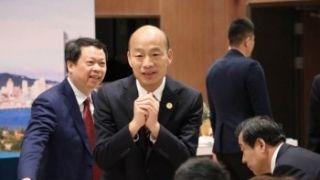 忧时差影响哈佛大学演讲表现 韩国瑜访美提前启程