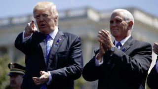 """""""美国梦""""曾奄奄一息?彭斯称川普政策让其重见希望"""