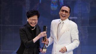 第38届香港电影金像奖举行颁奖典礼 谢贤获终身成就奖