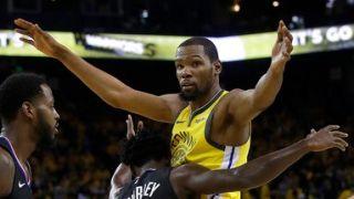 NBA:快船落后31分逆转勇士 创季后赛最大逆转记录