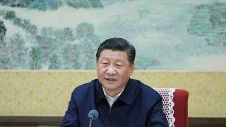习近平主持中共中央政治局会议 分析经济形势