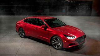 Hyundai旗下最成功车型 全新2020 Sonata纽约国际车展耀眼亮相
