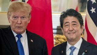 美日频繁对话议朝核问题 川普将成新日皇首位国宾