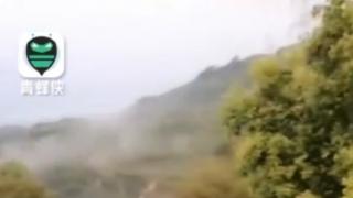 重庆万盛强降雨引发山体滑坡致4人遇难
