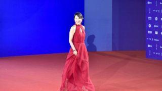 刘嘉玲、刘晓庆、佟丽娅等亮相北京国际电影节闭幕式红毯