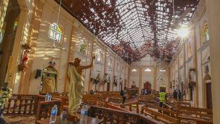 斯里兰卡连环爆炸致重大人员伤亡,国际社会强烈谴责