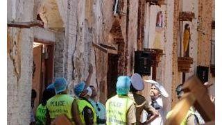 斯里兰卡爆炸后4名中国学者失联 研究所已派人前往