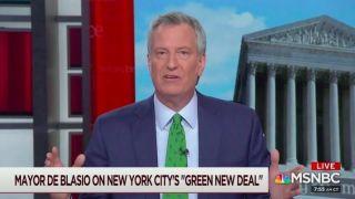 纽约市长欲推绿色新政 将禁建钢铁玻璃摩天大楼