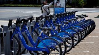 免费单车、免费地铁……地球日全美各大城市鼓励低碳出行