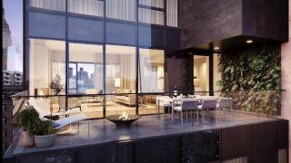 曼哈顿城中高尚住宅区 豪华产权公寓Celeste优雅两卧发售中
