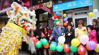 康逸健保亚裔服务部隆重举办五周年庆典