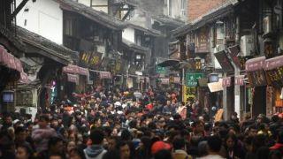 """中国""""五一""""假期出游需求旺盛 旅游机构预订人次持续攀升"""